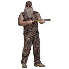 Walmart Size Halloween Costumes Mens Size Duck Hunter Halloween Costume Walmart