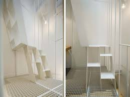 215 Square Feet Tall U0026 Narrow 269 Sq Ft Paris Apartment Turned Into Four Storey
