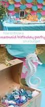 mermaid birthday party sugar spice and glitter