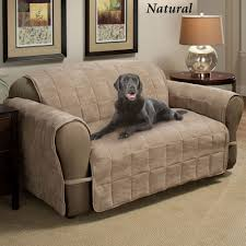 loveseat sofa ultimate pet furniture protectors with straps