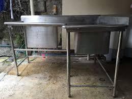 view stainless kitchen sink industrial free metro manila