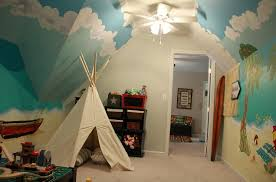 outdoor themed boys room paint home interiors