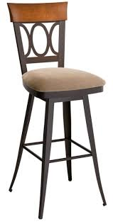 bar stools adjustable industrial style bar stools metal bar
