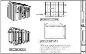 shed plans free 10 14 shed plans free shed construction and woodworking ideas