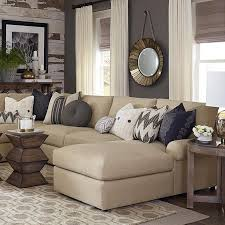 sectional sofas living spaces the scoop 154 pillows living rooms and room