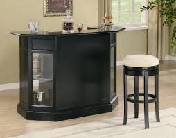 Furniture Wine Bar Cabinet Black Small Cabinet With Stool Decor Homes Home Bar
