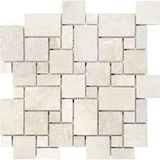 Natural Stone Backsplash Tile by Shop 8 Pack Chiaro Tumbled Marble Natural Stone Wall Tile Common