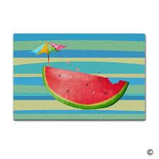 watermelon door mat promotion shop for promotional watermelon door