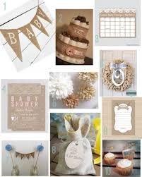 baby boy shower decorations burlap baby shower decorations rustic baby chic