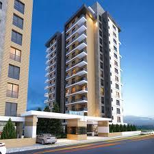 Mimarlık Mimari Dış Cephe Tasarım D Building Design - Apartment facade design