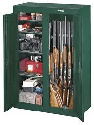14 gun steel security cabinet gun safe pros