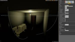 dynamic lighting shadow bias problems unreal engine forums