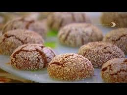 cuisine alg駻ienne samira tv gâteau ghoriba au chocolat recette facile la cuisine algérienne