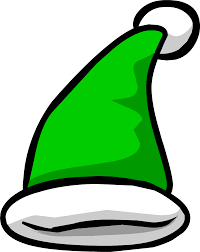 christmas elf hat clipart clipartxtras