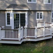 Backyard Deck Prices Home Decor Awesome Covered Decks Cool And Unusual Backyard Deck