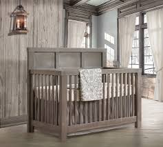 Rustic Convertible Crib Bringing Italian Design Into The Nursery Beds