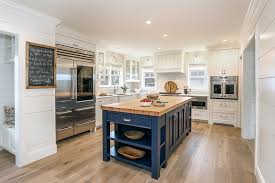 white kitchen cabinets with blue island kitchen with blue island home bunch interior design ideas