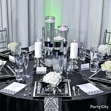 black and white decorations for wedding faga info
