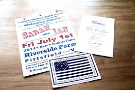 templates 4th of july wedding invitation templates plus 4th of