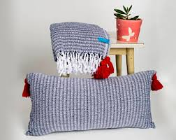 Throws And Cushions For Sofas Wool Blanket Striped Throw White Grey Throw Blanket Sofa