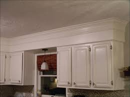 Add Trim To Kitchen Cabinets by 100 Adding Crown Molding To Kitchen Cabinets High End