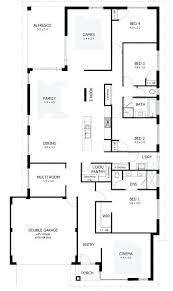blueprints for small houses small 4 bedroom house awesome plans for apartments architect small