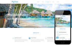 travel web images My tour a travel category flat bootstrap responsive web template jpg