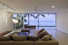 private beach villas offer spectacular ocean views and luxurious