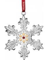 deal alert waterford 2017 silver annual snowflake ornament
