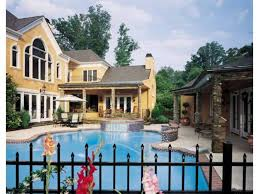 home plans with pool swimming pool house designs house plans with swimming pools home