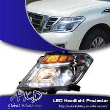 le h7 led one stop shopping styling for nissan tourle headlights patrol led