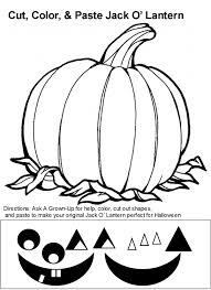 free printable jack o lantern coloring pages jack o u0027 lantern coloring page
