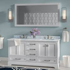 60 inch double vanities you u0027ll love wayfair