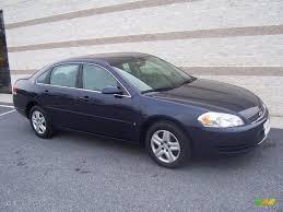 2007 Chevy Impala Interior 2007 Imperial Blue Metallic Chevrolet Impala Ls 13683419