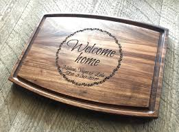 Best Housewarming Gifts For First Home Real Estate Closing Gift Realtor Marketing Cutting Board