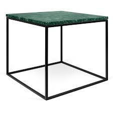 Coffee Table With Metal Base by Gleam Green Black Marble Modern Side Table Eurway