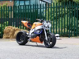 cafe racer special fighter honda cbr 900 motociclismo