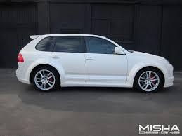 Porsche Cayenne 955 - misha designs u2013 introducing cayenne 955 957 gtm wide body kit