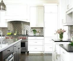 aluminum backsplash kitchen metallic backsplash kitchen panels metal tiles metallic subway