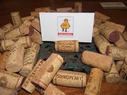 wine corks reuse wine corks to make fun place cards 6 steps with pictures