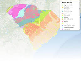 Map Of Charleston South Carolina Scdnr Map And Gis Information