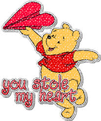 pooh bear sticker ios u0026 android giphy