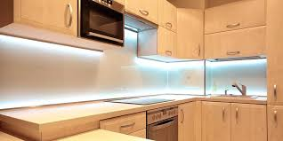 Kitchen Cabinet Light Rail How To Install Lights Kitchen Cabinets How To Install A