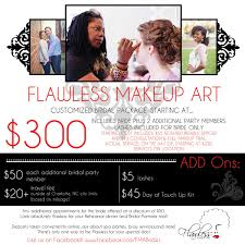 makeup classes in nc flawless makeup services