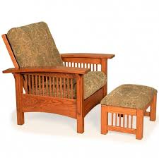 wooden reclining chair amish solid wood reclining sofa chair with