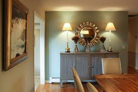 decorating a dining room buffet dining room buffet decorating ideas with decorative mirror