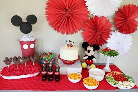 mickey mouse birthday party mouse in the house bower power