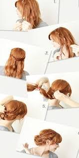 Kurze Haare Hochstecken Hochsteckfrisurenen by Haare Einfach Hochstecken Unsere Top 10