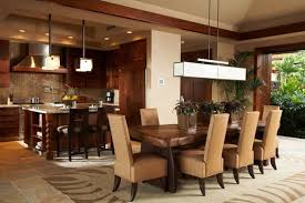 kitchen dining room ideas photos dining room and kitchen space open plan that rustic wood