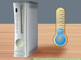 xbox 360 red light fix 3 easy ways to temporarily fix your xbox 360 from the three red rings